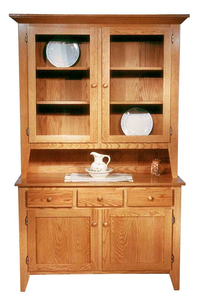 Buffet with hutch high end dining room furniture dining for Dining room hutch