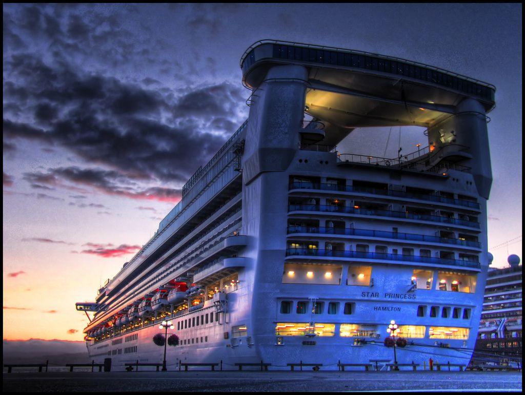 Princess Cruise Star Princess by ecstaticist Star