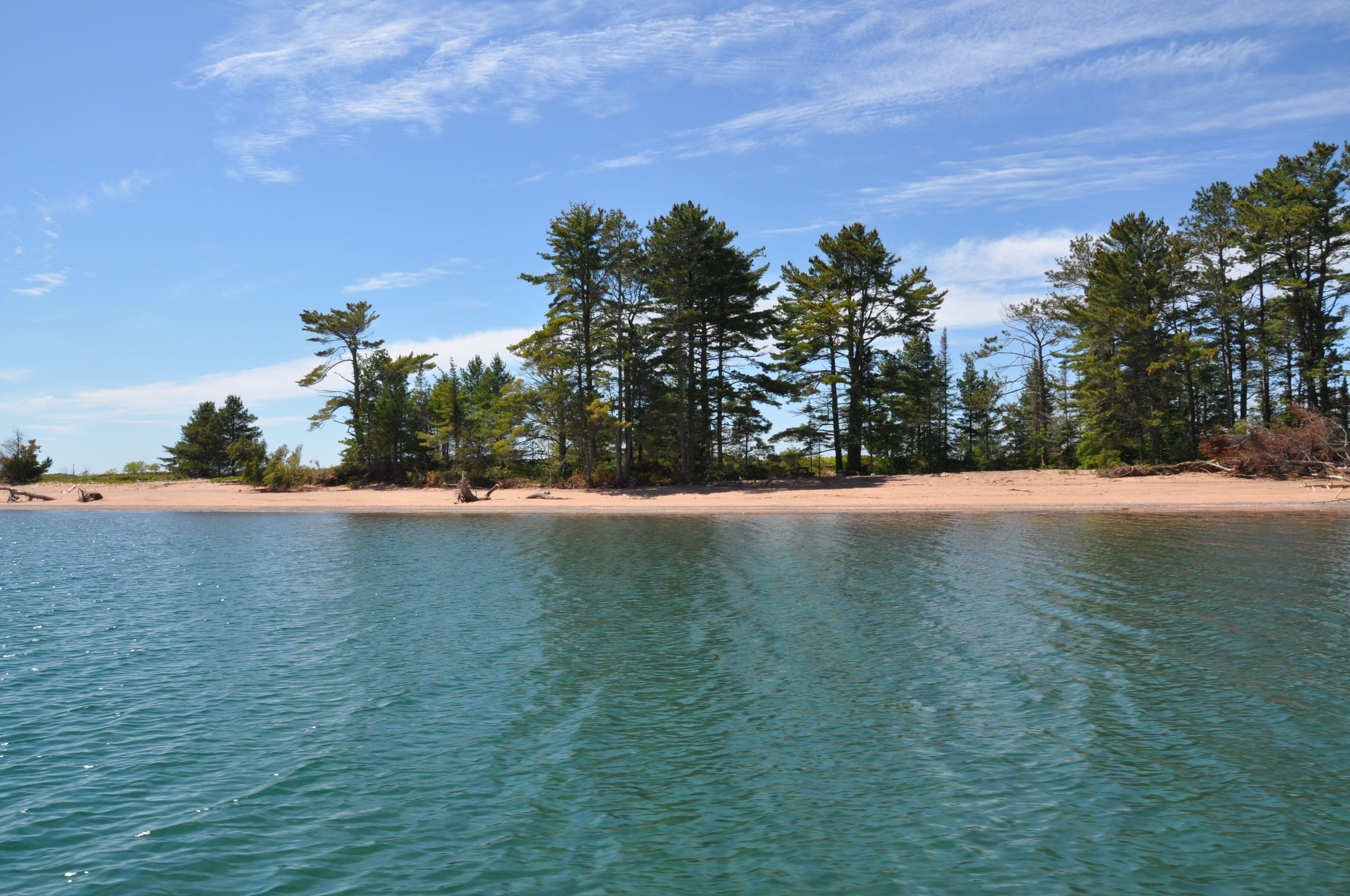 Beaches Apostle Islands National Lakeshore Apostle Islands Wisconsin Vacation Apostle Islands National Lakeshore