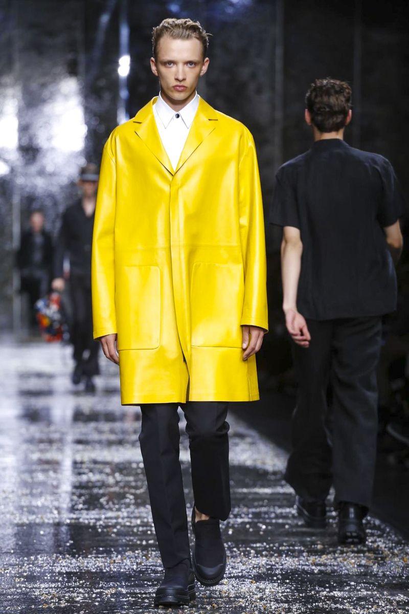 Fendi Menswear Spring Summer 2016 Milan - NOWFASHION