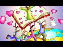 Resultado De Imagen Para Biblias Pintadas Jesus Cartoon Jesus Artwork Cute Drawings
