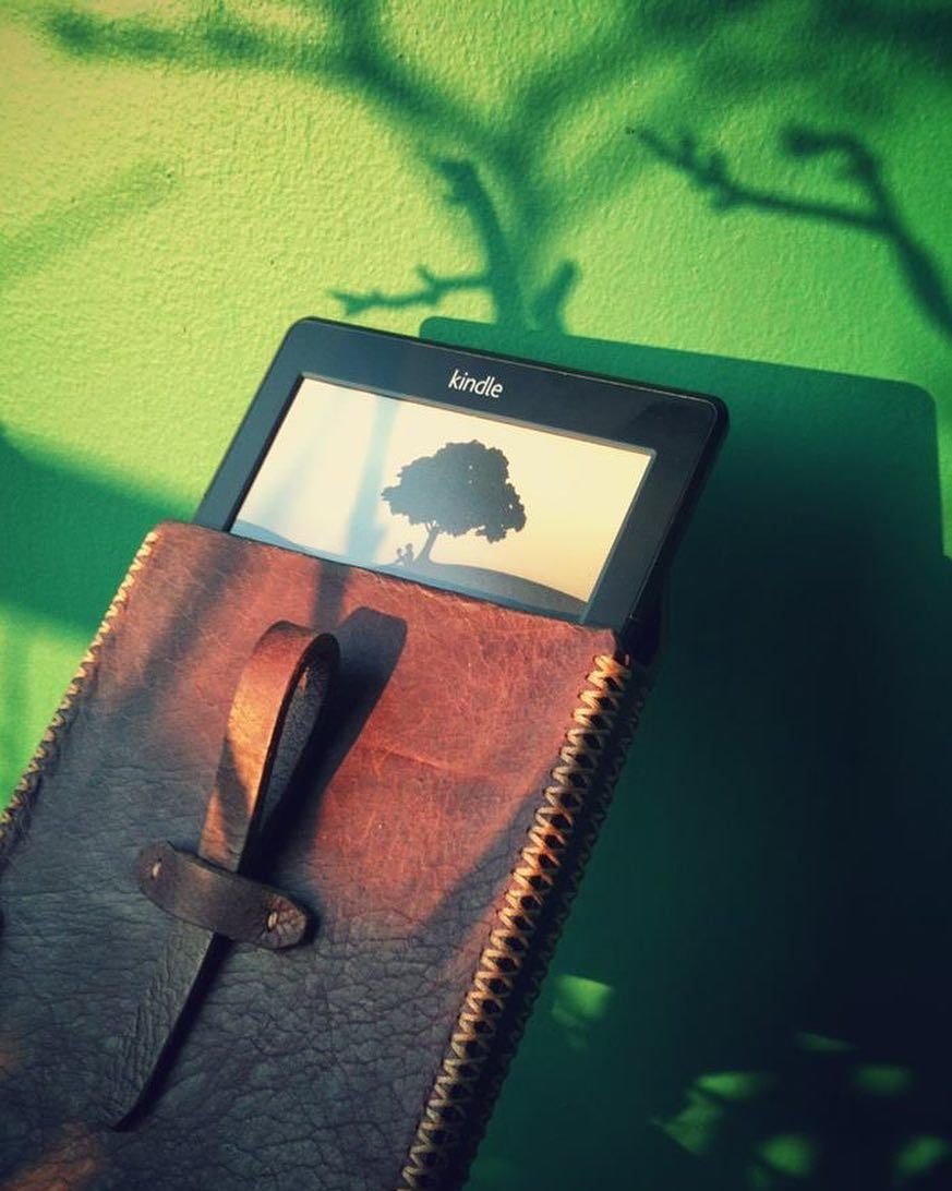 #choeant #100% #handmade #leather #Esty #Kindle #rustic #vintage #custom #customade #unique #love #read by choeant