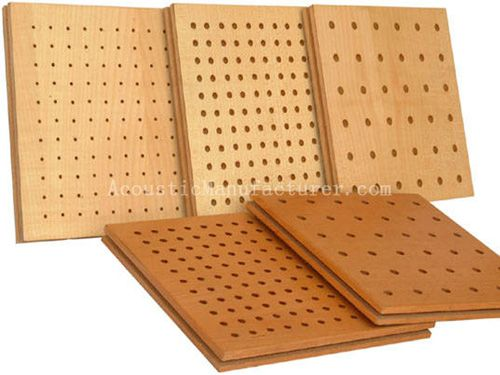 types of acoustical materials pdf