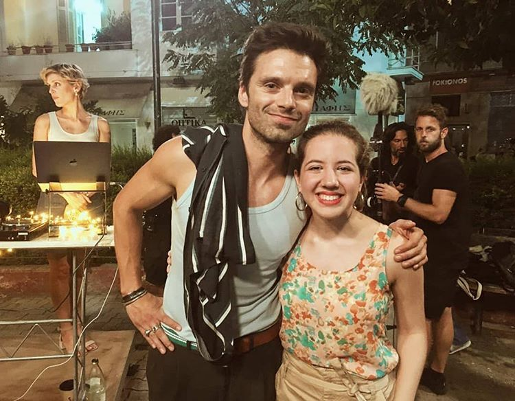 9 21 18 Oakaabasi Words I Never Thought I Would Say I Met Sebastian Stan In My Own Country And He Was T Sebastian Stan Sebastian Hottest Male Celebrities