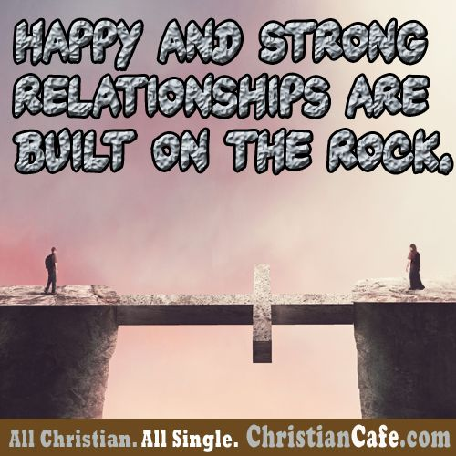 Strong relationships are built on