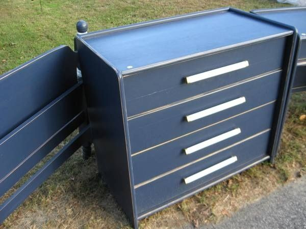 Craigslist Crushes Painted Furniture Furniture Painted Furniture Pink Bedside Tables