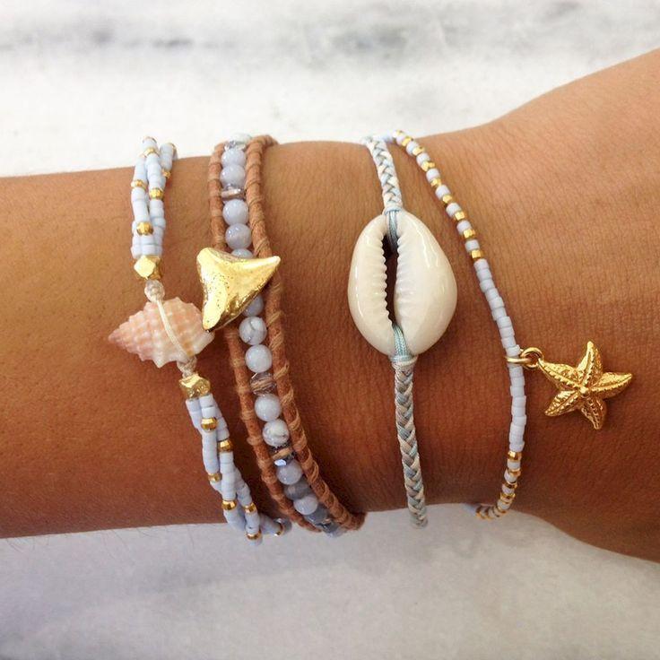 Photo of 22 easy diy glitter shell crafts ideas (10  – Jewelry DIY – #Crafts #DIY #Easy #…