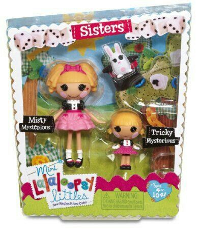 Sisters-Misty Mysterious and Tricky Mysterious OWN