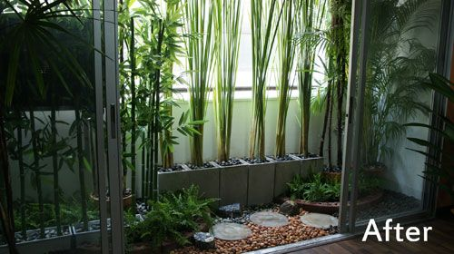 Japanese balcony garden balcony garden design japanese for Balcony zen garden ideas