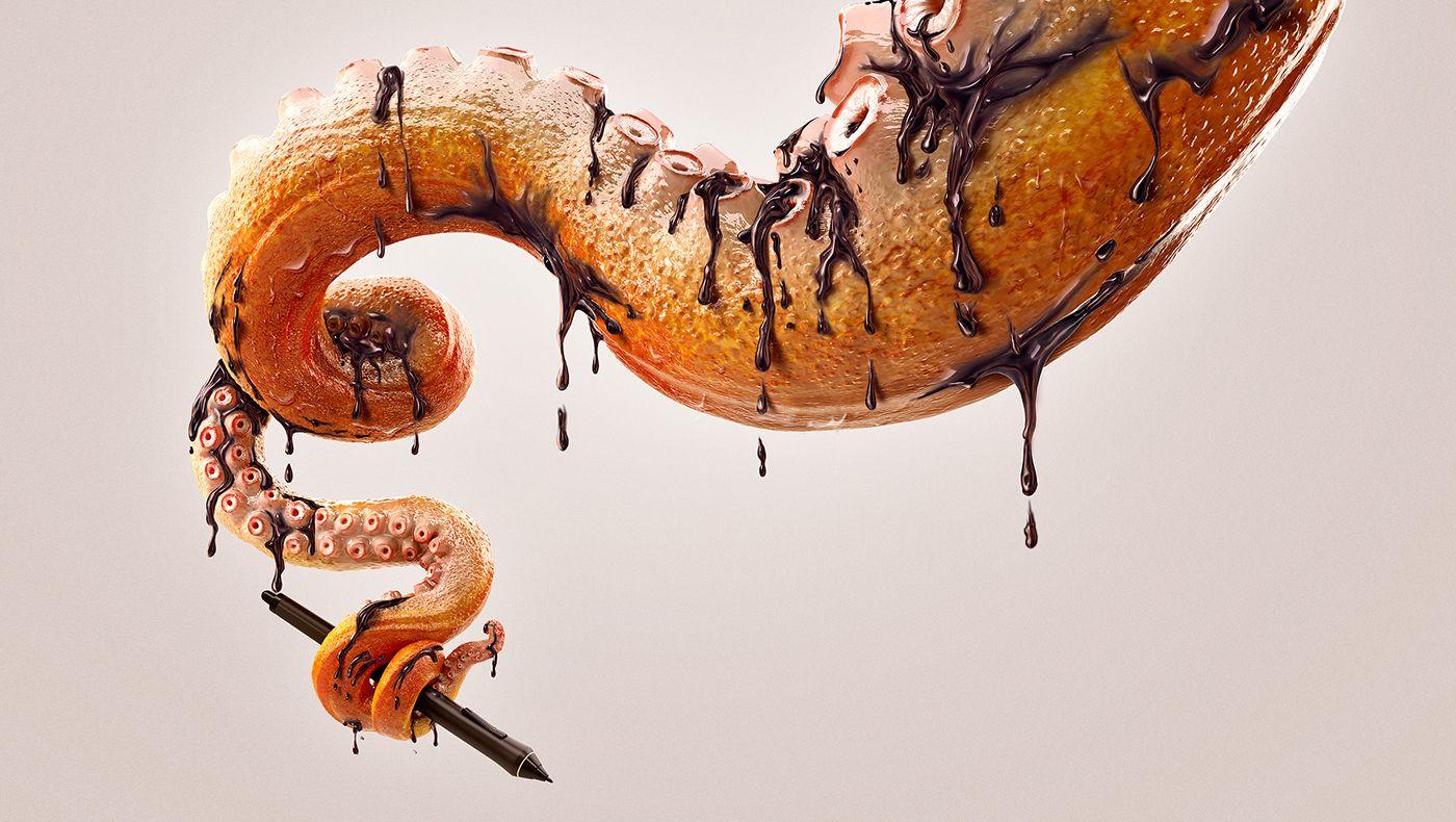 Octopus YM - Image Identity 14/15 on Behance