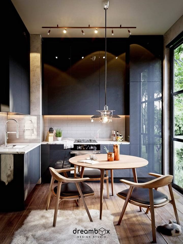 Kitchen, rendered in Lumion9 by Dreambox Design Studio
