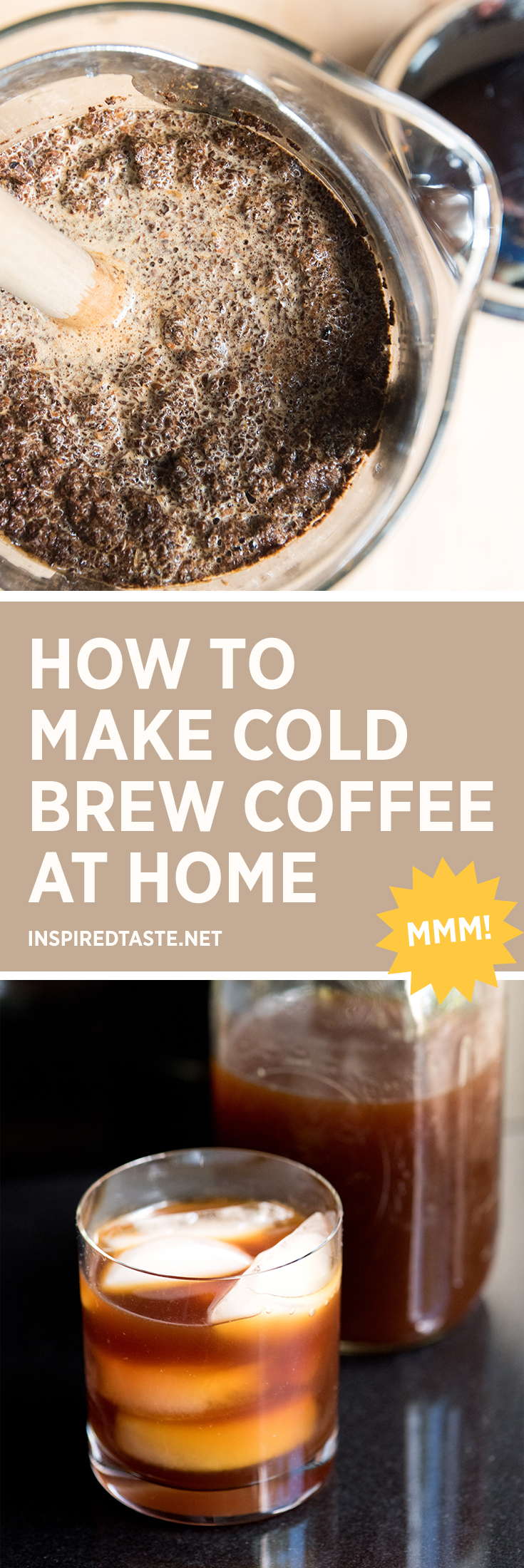 How to make homemade cold brew coffee recipe homemade