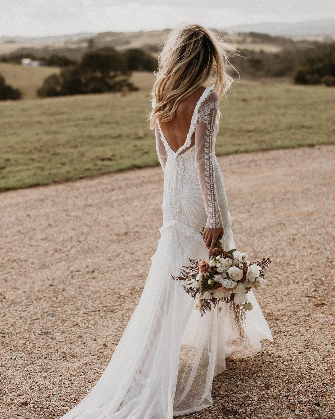 20 Boho Wedding Dresses Of Your Dream in 20   Dream wedding ...