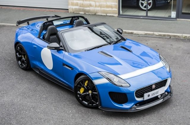 2016 Jaguar F-Type - 5.0 V8 S/C Project 7 | Classic Driver Market