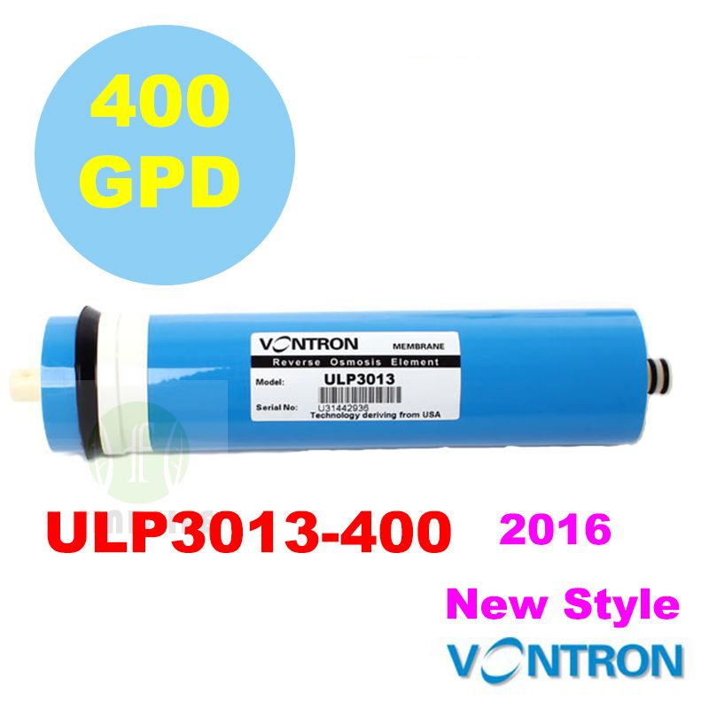 400GPD RO Membrane Purify Water System Filter Reverse Osmosis Element 5-Stage