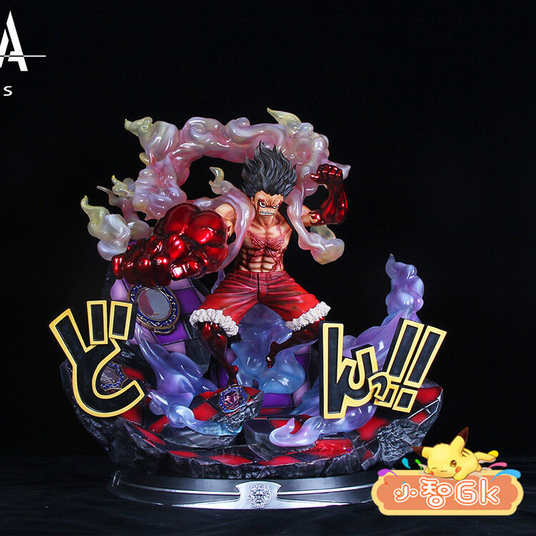 Yu Studios Gk One Piece Gear Fourth Luffy Limited Model Statue 50cm In Stock 950 00 One Piece Figure One Piece Theme Anime Figures