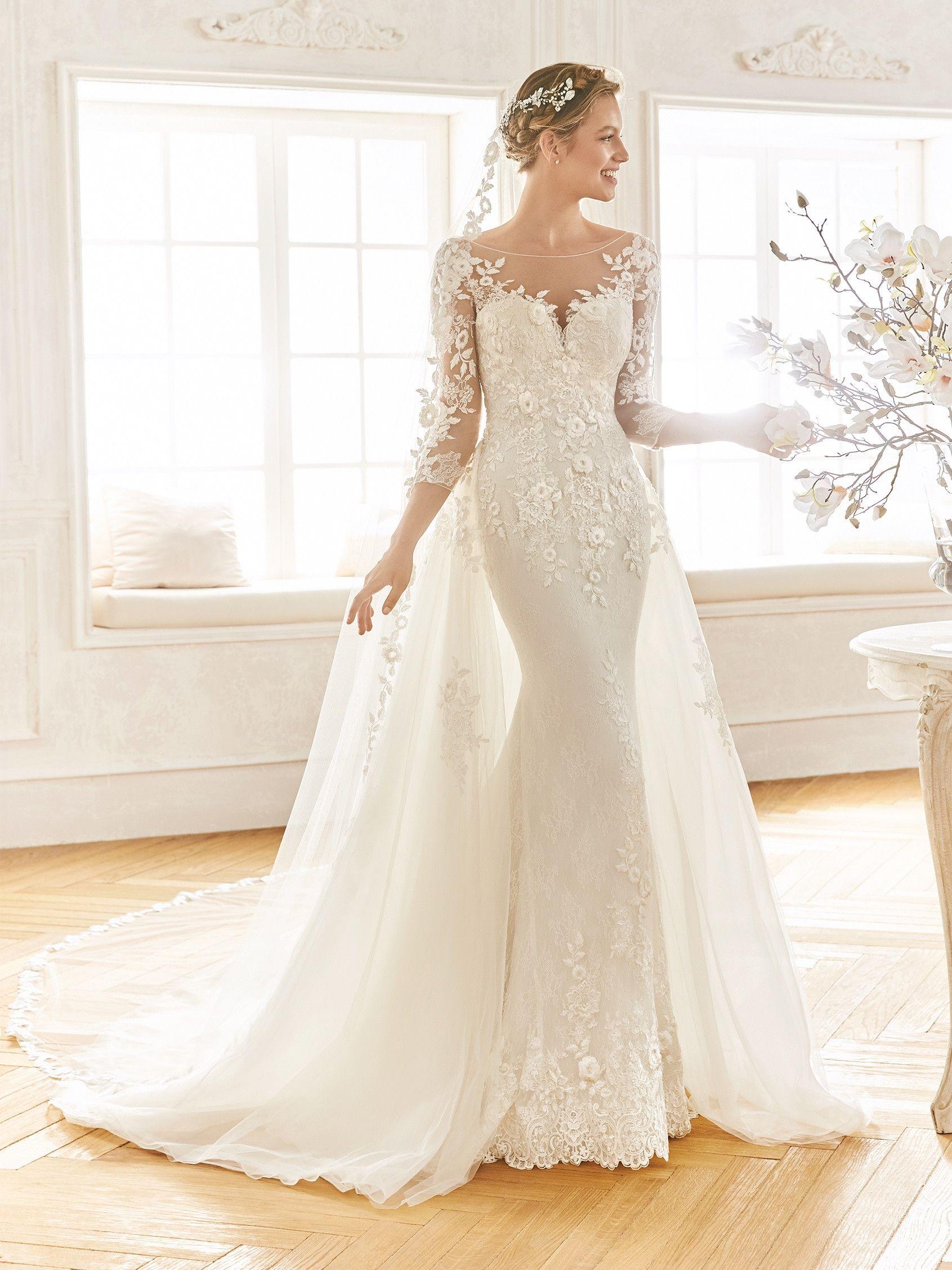 Vestido novia la sposa 2019