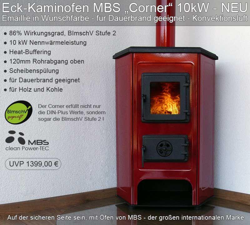 eck-kamin 10 kw Wohnen Deko Pinterest Eck kaminofen - deko ofen wohnzimmer
