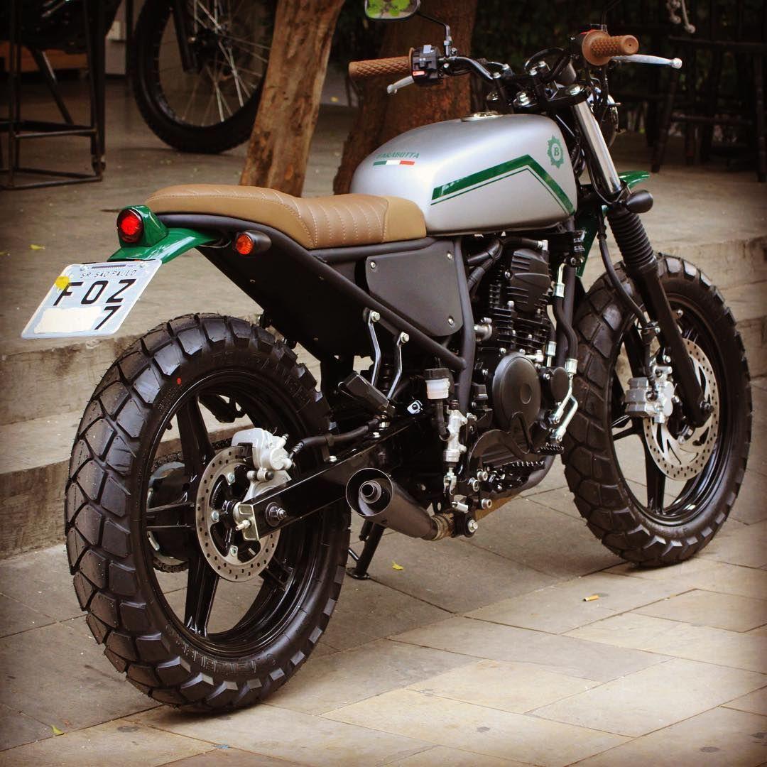 Yamaha 250cc 0km Cafe Racer Bikes