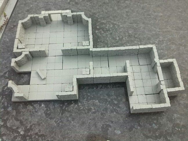 Simple dungeon!!
