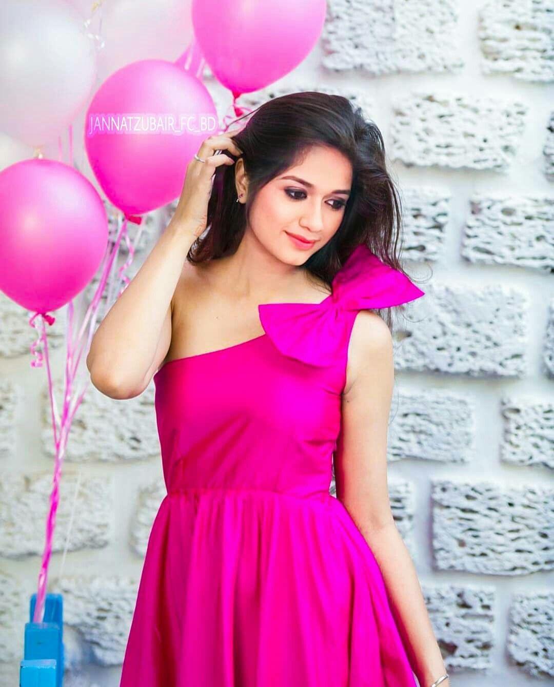 Jannat zubair pink dress  Pin by Mîsbàh Rãhmàñ on Jannat zubair rahmani  Pinterest  Teen