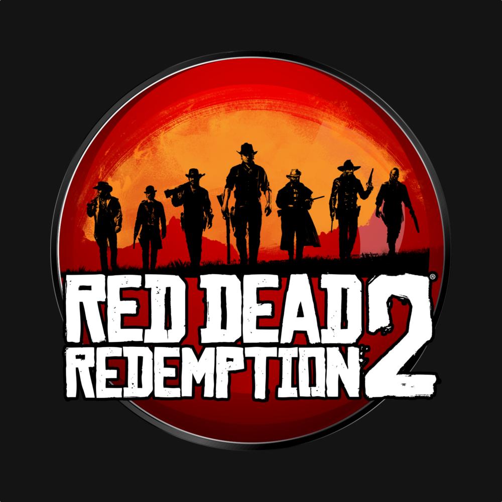 Rdr2 Logo Red Dead Redemption Red Dead Redemption Ii Red Dead Redemption 1