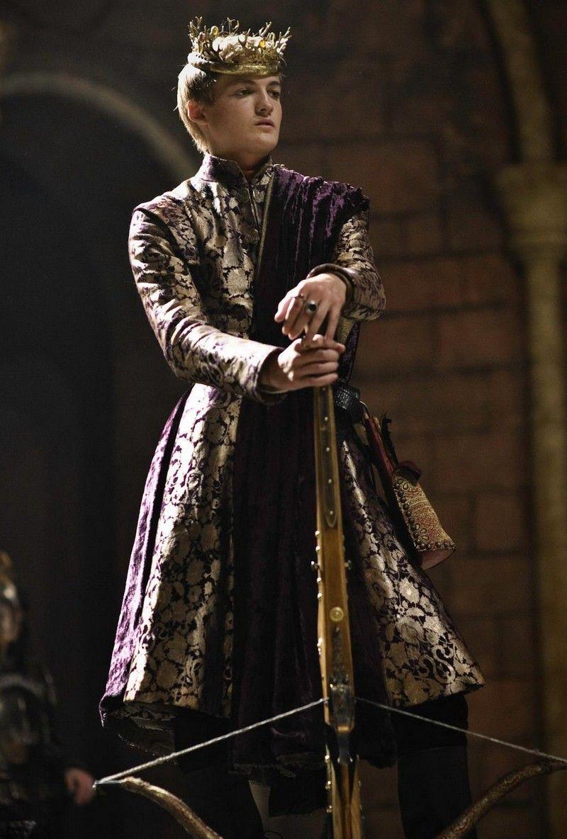 Joffrey Baratheon in 2020 | King joffrey, Jack gleeson ...
