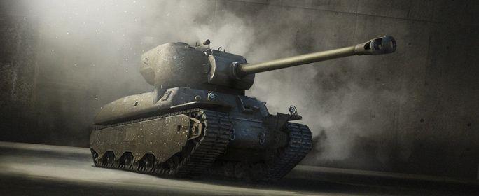 Rare Tank Spotlight: M6A2E1