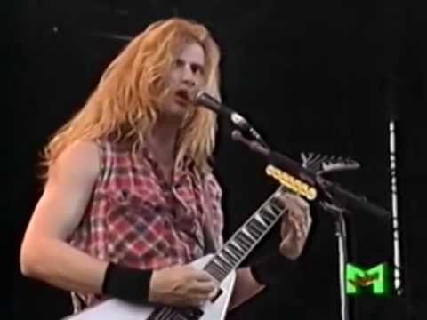 Perjuangan dan Doa Megadeth