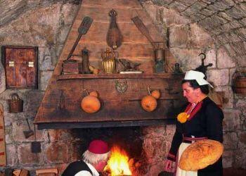 the traditional countryside... Cilipi, Konavle