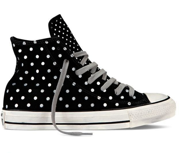 converse pois nere