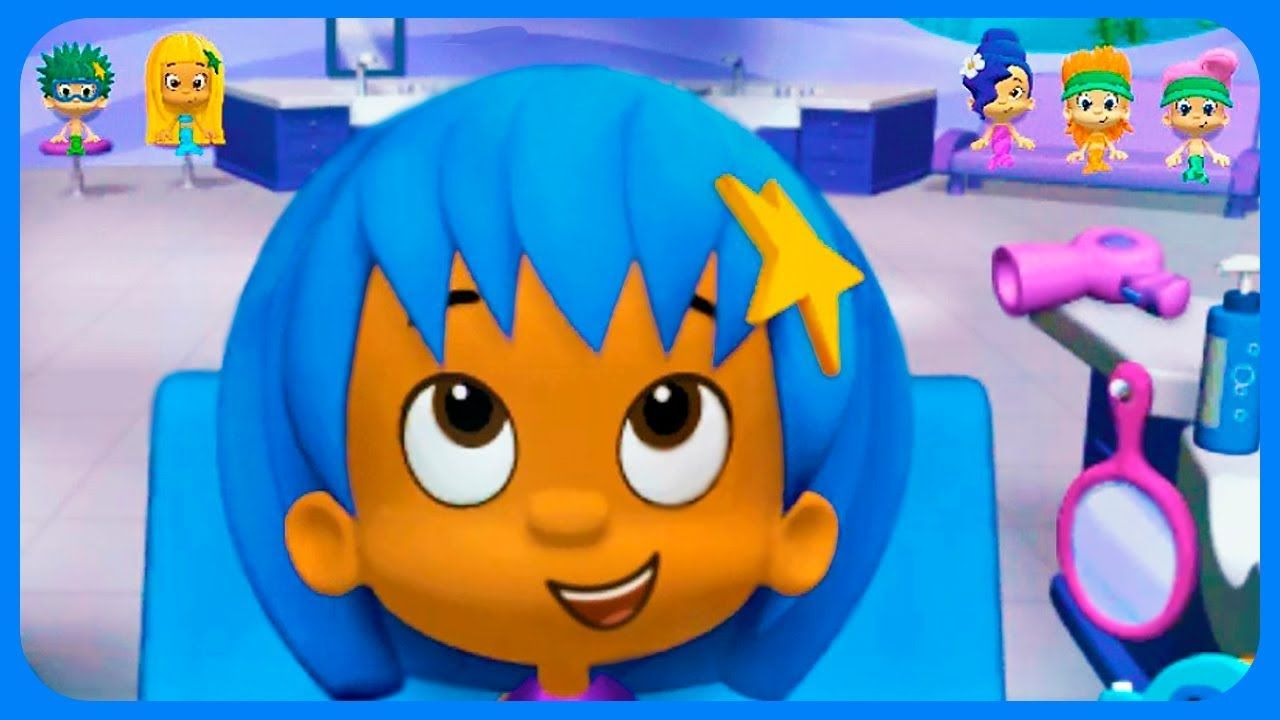 Good Hair Day Bubble Guppies 2 Fun Style Hair Game Best Games For Kids Fun Games For Kids Games For Kids Good Hair Day
