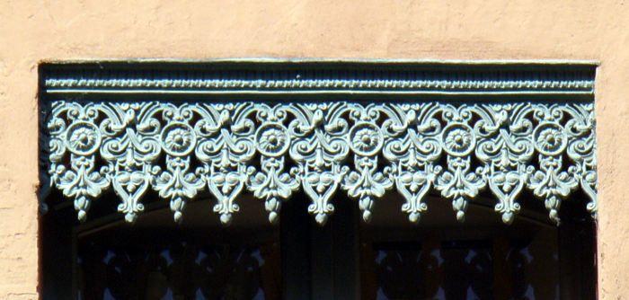 Six Cocardes Pelmets Valance Curtains