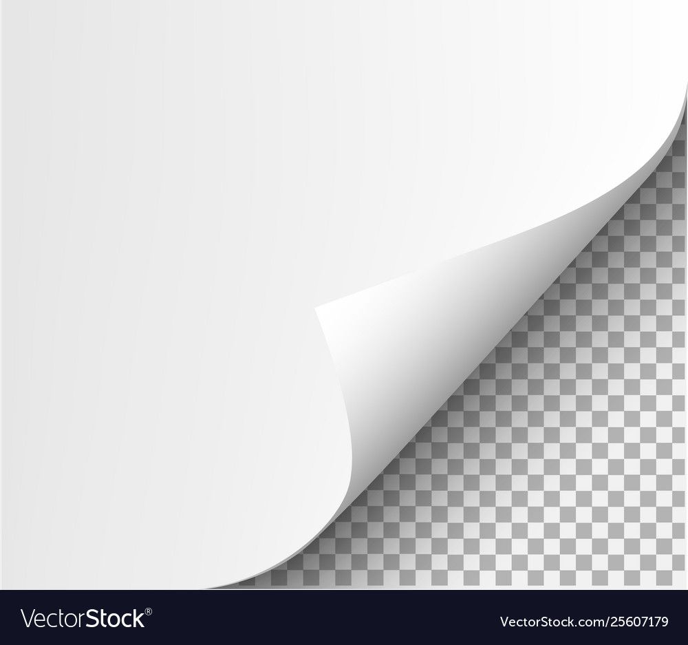 Page Curl With Shadow Texture Graphic Design Shadow Human Logo