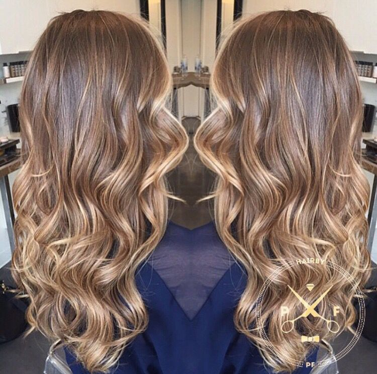 Balayage balayage ombre haircolor babylightshighlights hairstyle  hair