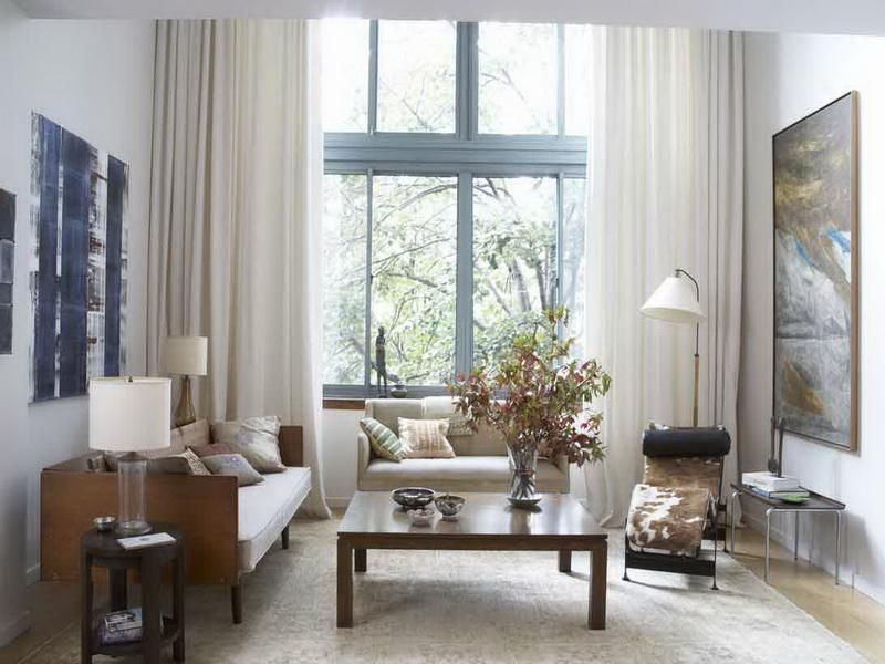 Ideas For Living Room Windows | , Is Segment Of Living Room Window Treatment  Ideas For