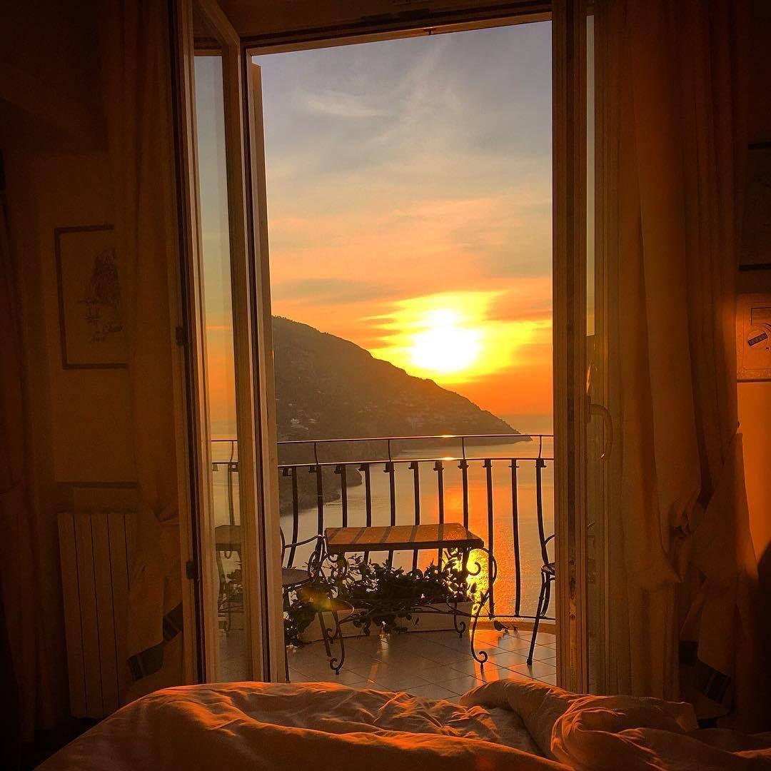 красивый вид из окна картинки ночью так важно, чтобы