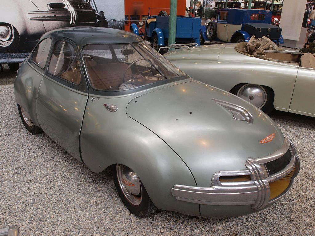 1948 Panhard-Levassor Dynavia (1948)