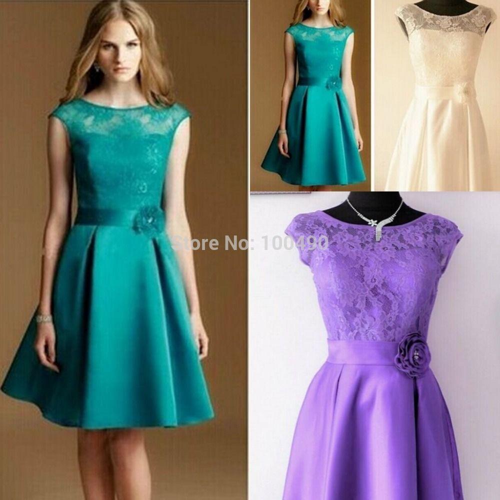 Bridesmaid Dresses Under 50 | Sorikkunnut | Pinterest | Cheap gowns ...