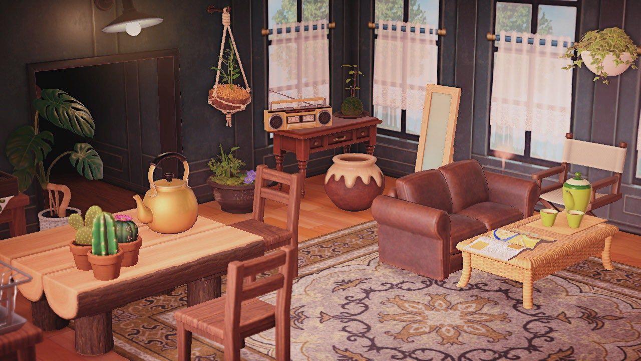 Pin on Animal Crossing on Animal Crossing Living Room Ideas  id=29444
