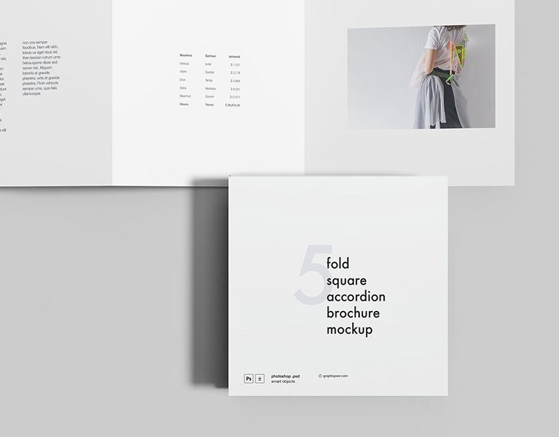 Fonts And Mockups For Designers Graphic Pear On Behance Mockup Graphic Design