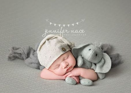 Newborn Photography For Boy