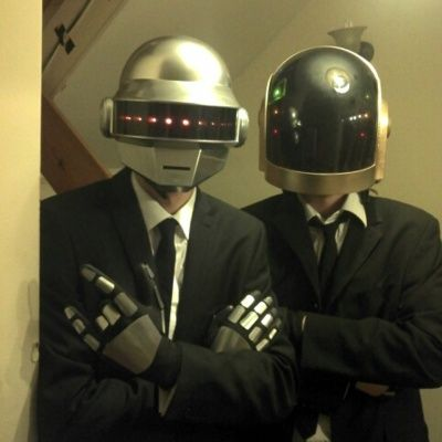 daft punk. | Costumes! | Pinterest | Daft punk, Punk costume and Punk