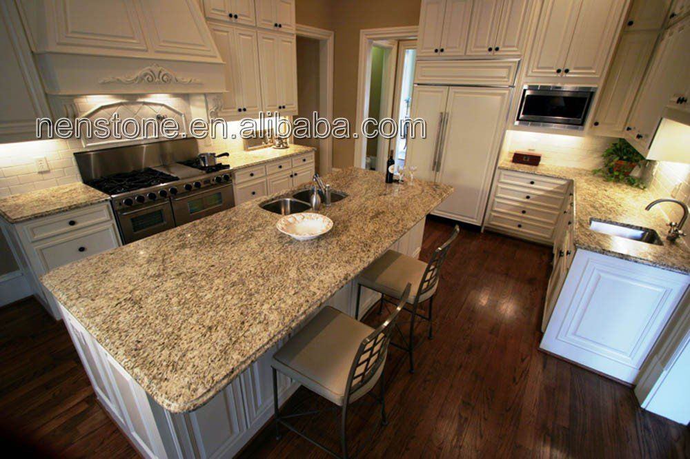 Giallo Ornamental Granite Backsplash Ideas Part - 23: Giallo Ornamental - The Granite That Is Going In Our Kitchen Tomorrow.