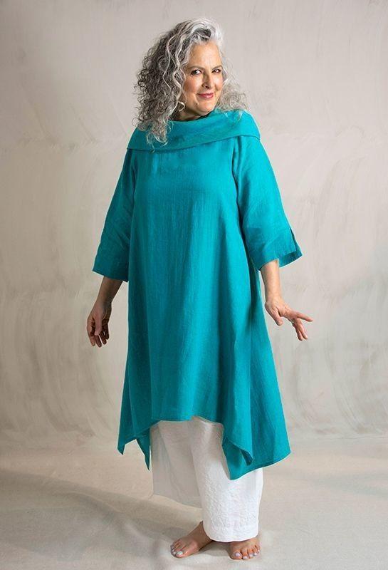 летняя одежда для полных женщин за 60