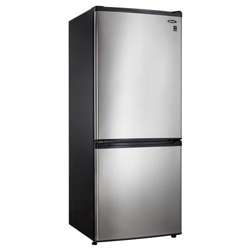 Apartment size fridge. I currently use a smaller under counter ...
