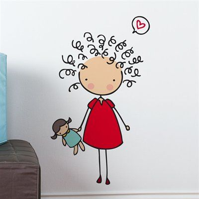 Adzif Wall Decals Sticker P0507r70 Piccolo Mop Top Wall Decal