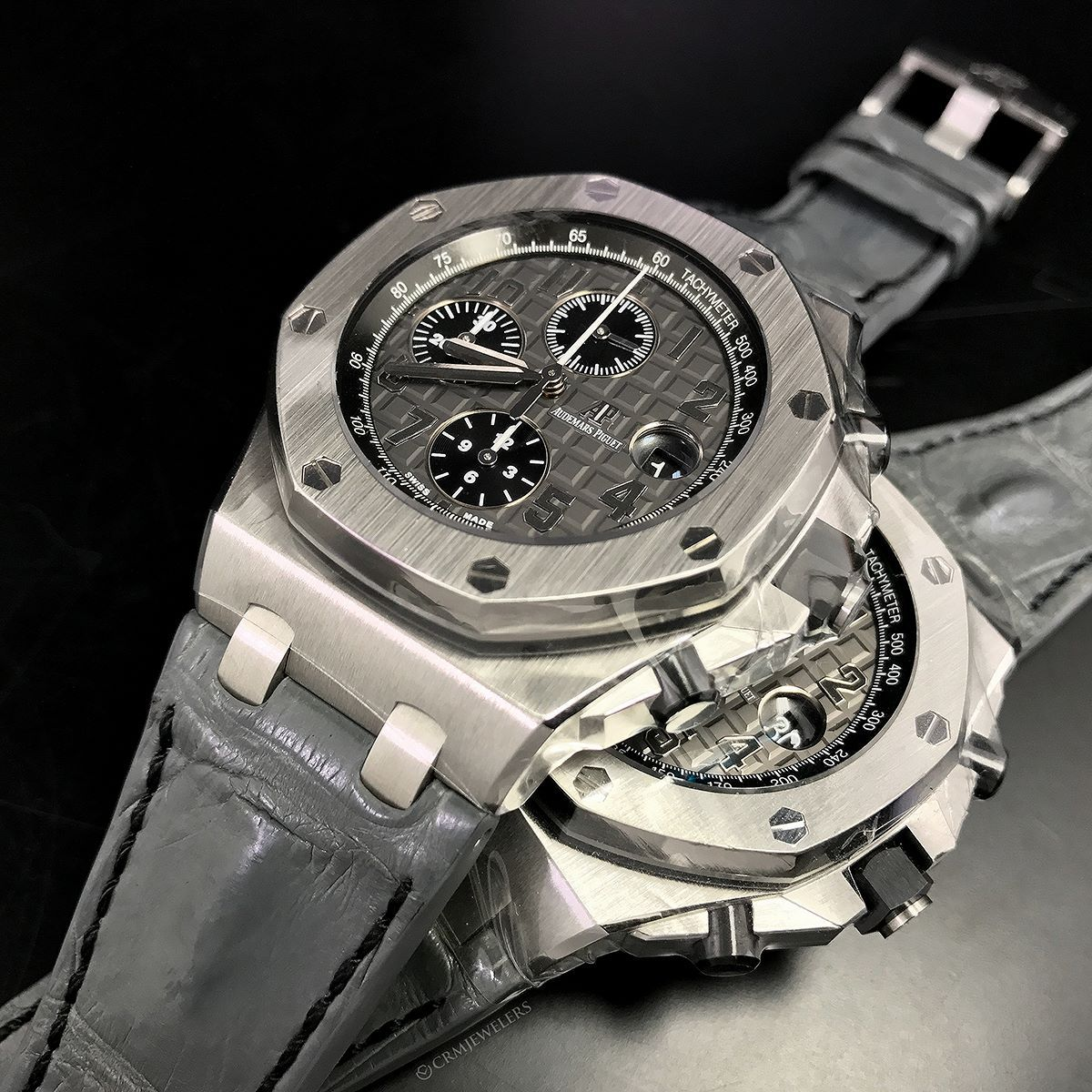 3db1f8a006b Memory like an elephant Audemars Piguet Royal Oak Offshore Chronograph   17500