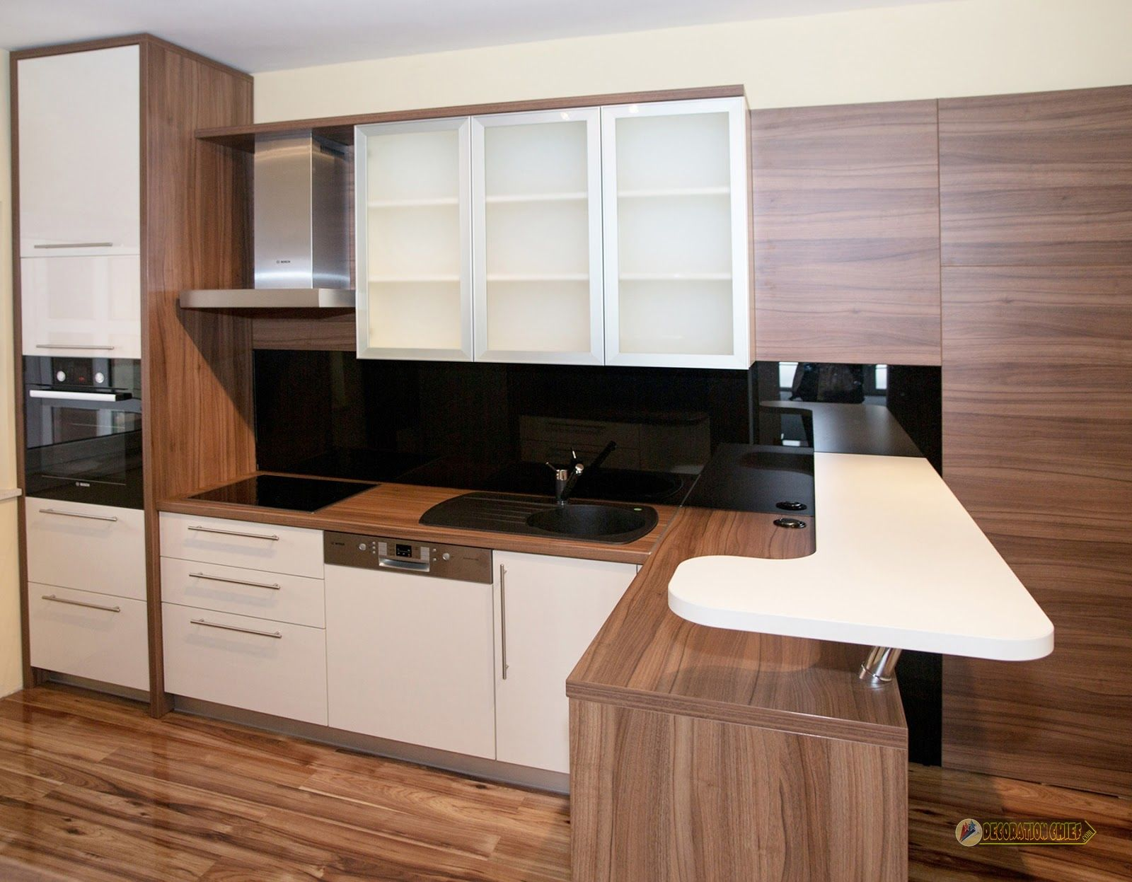 Examples Of Small Kitchen Design Ideas 2017