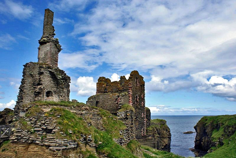 Our never-to-be-forgotten trip to Wick, Caithness, Scotland.  Thank you, Gini....